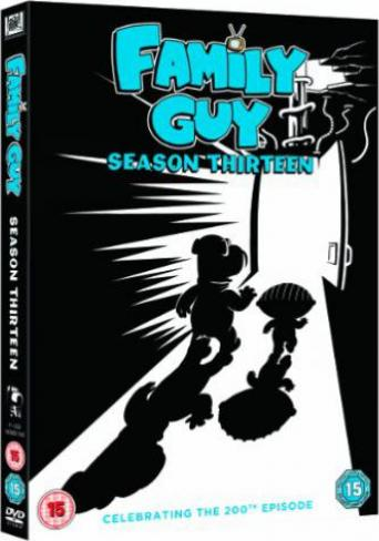 family guy season 13 g nstig kaufen dvd film preisvergleich. Black Bedroom Furniture Sets. Home Design Ideas