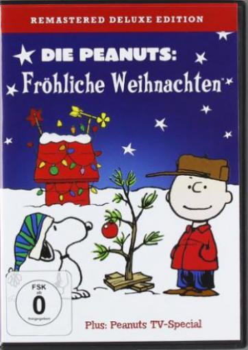 Frohe Weihnachten Film.Peanuts Fröhliche Weihnachten