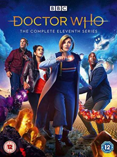 Doctor Who - The Complete Eleventh Series-