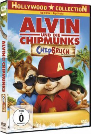 Alvin Und Die Chipmunks 3 Chipbruch Günstig Kaufen Dvd Film